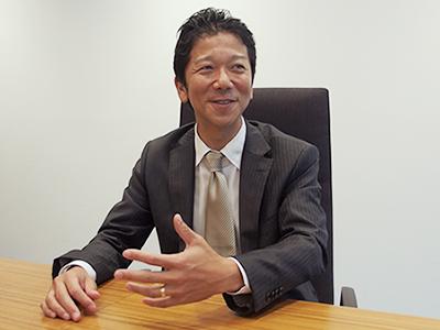原口貴彰 氏