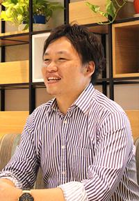 P&Gジャパン合同会社 アジアファブリックケア ブランドディレクター 木葉 慎介 氏