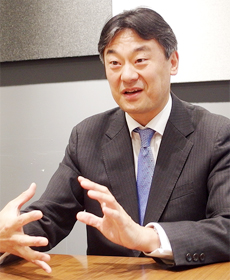 PwCコンサルティング合同会社 常務執行役 マネジメントコンサルティング担当 森下 幸典氏