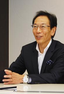 上野 康之 氏