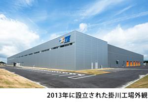 写真:掛川工場