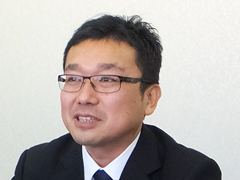 株式会社トモエシステム  代表取締役社長  柳瀬 秀人 氏